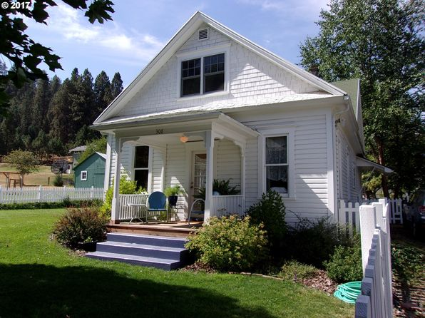 3 bed 2 bath Single Family at 308 S Alder St Wallowa, OR, 97885 is for sale at 216k - 1 of 21