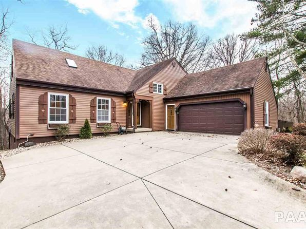 4 bed 3 bath Single Family at 108 Crestarms Ct East Peoria, IL, 61611 is for sale at 210k - 1 of 36