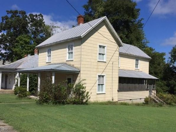 3 bed 1 bath Single Family at 58 First Church St Dendron, VA, 23839 is for sale at 59k - 1 of 3