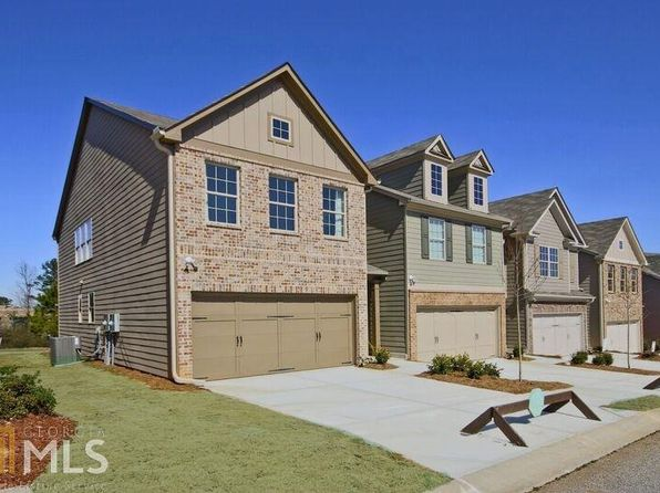 3 bed 2.5 bath Condo at 7554 Roseberry Way Lithonia, GA, 30038 is for sale at 182k - google static map