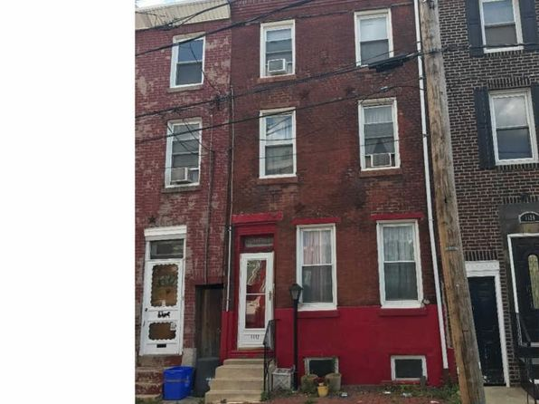 3 bed 1 bath Townhouse at 1112 E Dunton St Philadelphia, PA, 19123 is for sale at 314k - 1 of 2