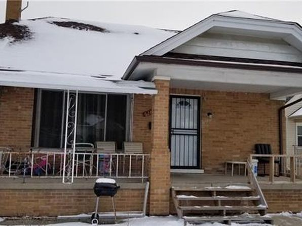 5 bed 1 bath Single Family at 6260 Faust Ave Detroit, MI, 48228 is for sale at 60k - 1 of 9