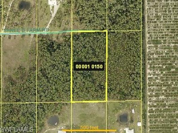 null bed null bath Vacant Land at 18350 THREE B FARM RD ESTERO, FL, 33928 is for sale at 79k - 1 of 22