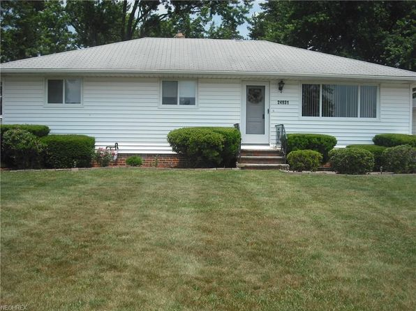 3 bed 2 bath Single Family at 24931 Picone Ln Cleveland, OH, 44146 is for sale at 95k - 1 of 7