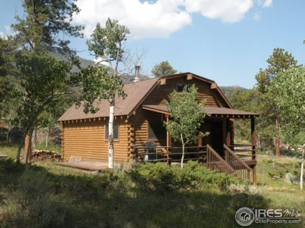 2 bed 1 bath Single Family at 6820 OTTAWA WAY RED FEATHER LAKES, CO, 80545 is for sale at 162k - 1 of 20