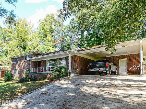 4 bed 2 bath Single Family at 2432 Dawn Dr Decatur, GA, 30032 is for sale at 180k - 1 of 35