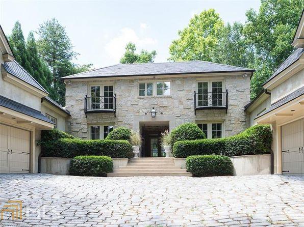 4 bed 4.5 bath Single Family at 25 Habersham Way NW Atlanta, GA, 30305 is for sale at 2.00m - 1 of 25