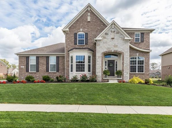 4 bed 5 bath Single Family at 2515 Wood Hollow Trl Zionsville, IN, 46077 is for sale at 575k - 1 of 40