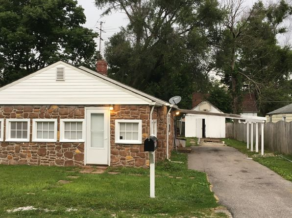 2 bed 1 bath Single Family at 1408 Knox St Indianapolis, IN, 46227 is for sale at 37k - 1 of 2