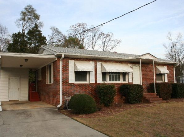 2 bed 1 bath Single Family at 16 Crawford Ave Aiken, SC, 29801 is for sale at 58k - 1 of 12