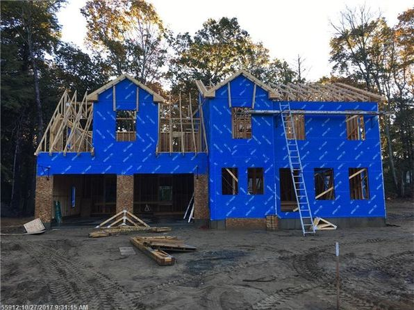4 bed 2.5 bath Single Family at 115 Forest Glen Ln Topsham, ME, 04086 is for sale at 400k - 1 of 6