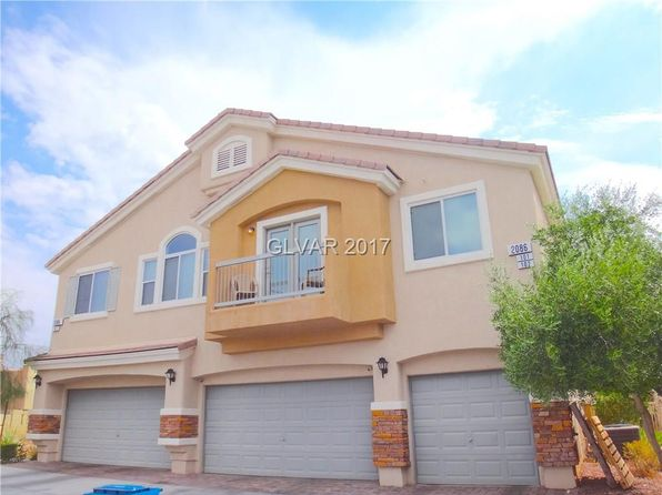2 bed 2 bath Townhouse at 2086 Arivada Ferry Ct Las Vegas, NV, 89156 is for sale at 120k - 1 of 25
