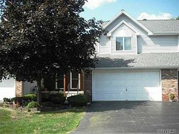 2 bed 2 bath Townhouse at 127 Northwood Dr Depew, NY, 14043 is for sale at 165k - google static map