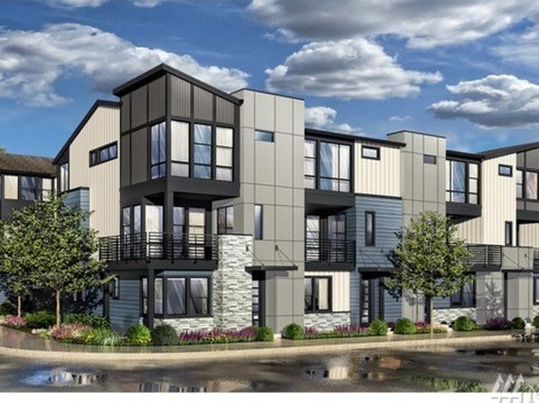 4 bed 4 bath Condo at 9717 NE 182nd Pl Bothell, WA, 98011 is for sale at 845k - google static map