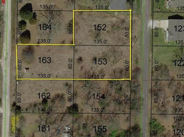 null bed null bath Vacant Land at 1513 DEER RUN DR SAINT CLAIR, MO, 63077 is for sale at 9k - google static map
