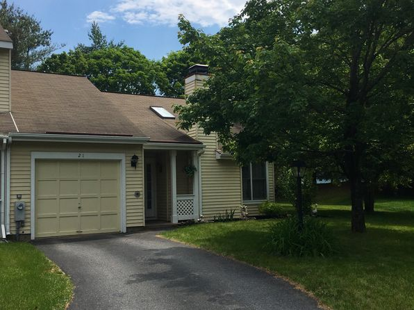2 bed 1 bath Townhouse at 21 Cobble Ct Clifton Park, NY, 12065 is for sale at 175k - google static map