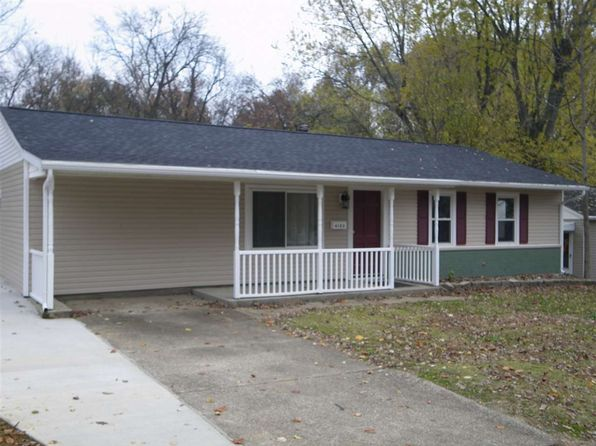 3 bed 1 bath Single Family at 4103 Meadowridge Rd Evansville, IN, 47710 is for sale at 114k - 1 of 11