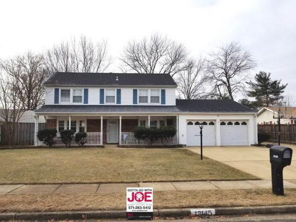4 bed 3 bath Single Family at 13145 Penndale Ln Fairfax, VA, 22033 is for sale at 565k - google static map