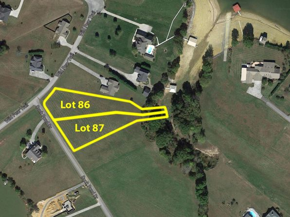 null bed null bath Vacant Land at  Duck pond Dr Dandridge, null, 37725 is for sale at 79k - google static map