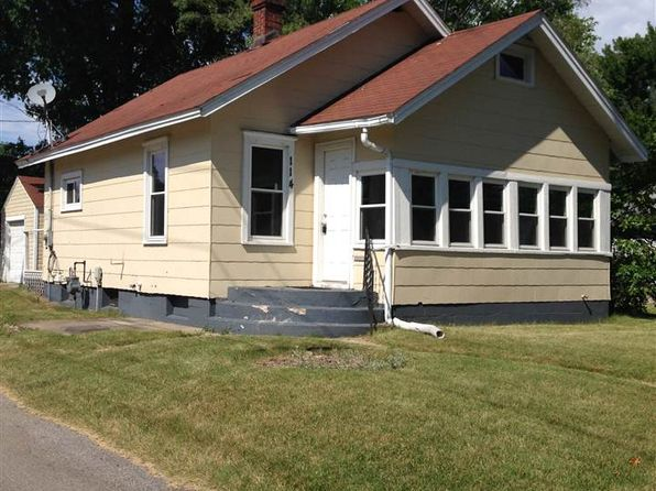 2 bed 1 bath Single Family at 114 E Donaldson Ave Mishawaka, IN, 46545 is for sale at 59k - google static map