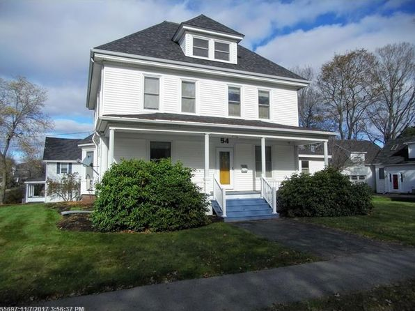 4 bed 2 bath Single Family at 54 Washington St Brewer, ME, 04412 is for sale at 224k - 1 of 28