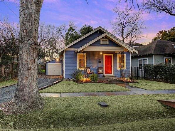 2 bed 1 bath Single Family at 1345 Beverly St Houston, TX, 77008 is for sale at 379k - 1 of 24