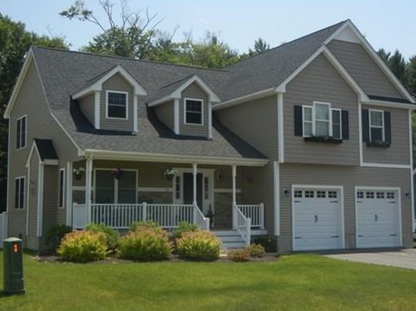 3 bed 3 bath Single Family at 4 Sherman Ln Westport, MA, 02790 is for sale at 490k - google static map