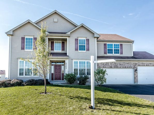 4 bed 3 bath Single Family at 2362 Winterthur Grn Yorkville, IL, 60560 is for sale at 263k - 1 of 34