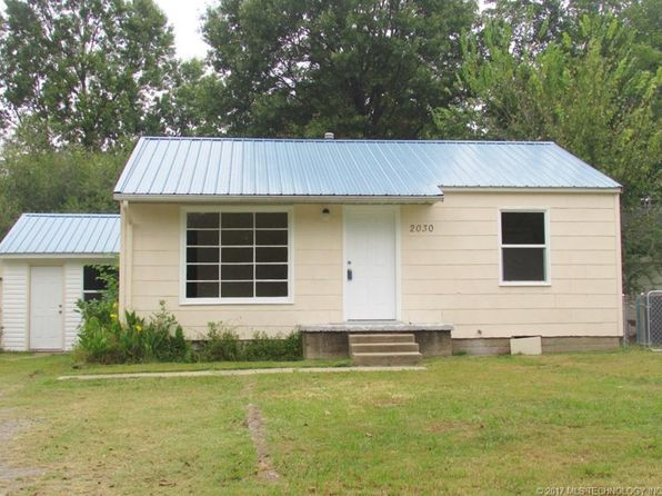 3 bed 2 bath Single Family at 2030 Robison St Muskogee, OK, 74403 is for sale at 50k - 1 of 25