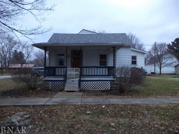2 bed 2 bath Single Family at 201 S East St Lexington, IL, 61753 is for sale at 54k - 1 of 11
