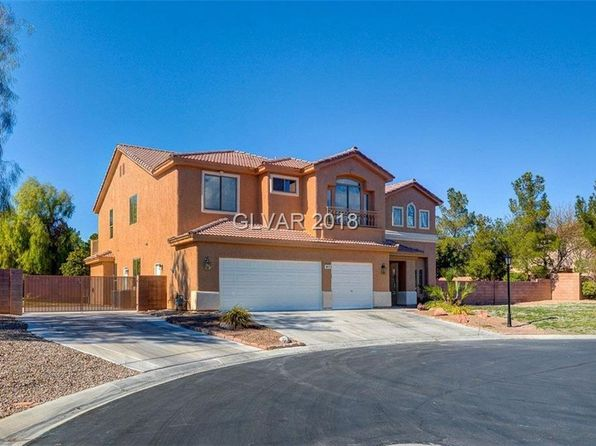 6 bed 5 bath Single Family at 4815 BUCKHORN BUTTE CT LAS VEGAS, NV, 89149 is for sale at 565k - 1 of 31