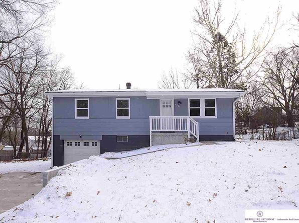 4 bed 2 bath Single Family at 9403 BINNEY ST OMAHA, NE, 68134 is for sale at 154k - 1 of 24