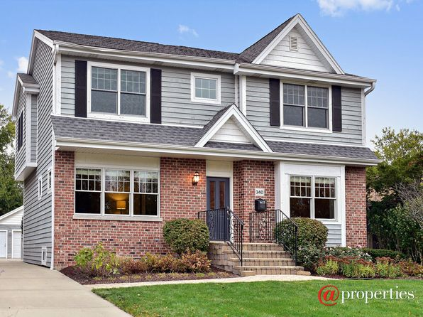 5 bed 4 bath Single Family at 340 W Hillside Ave Elmhurst, IL, 60126 is for sale at 700k - 1 of 24