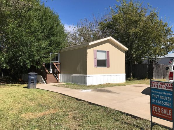 2 bed 2 bath Mobile / Manufactured at 4225 Sun Dr Fort Worth, TX, 76244 is for sale at 38k - 1 of 38