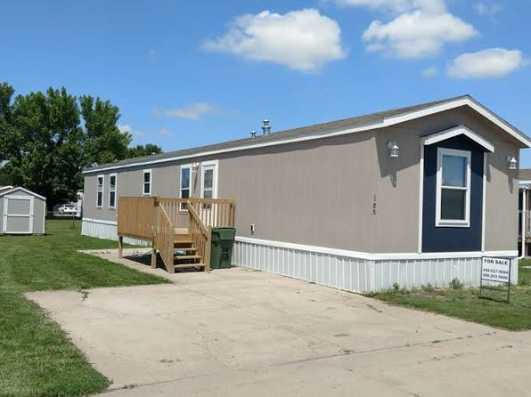 3 bed 2 bath Mobile / Manufactured at 2801 Grand Ave Kearney, NE, 68847 is for sale at 63k - 1 of 24