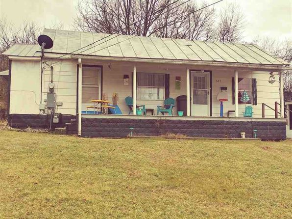 2 bed 1 bath Single Family at 667 6th St Newport, TN, 37821 is for sale at 69k - google static map