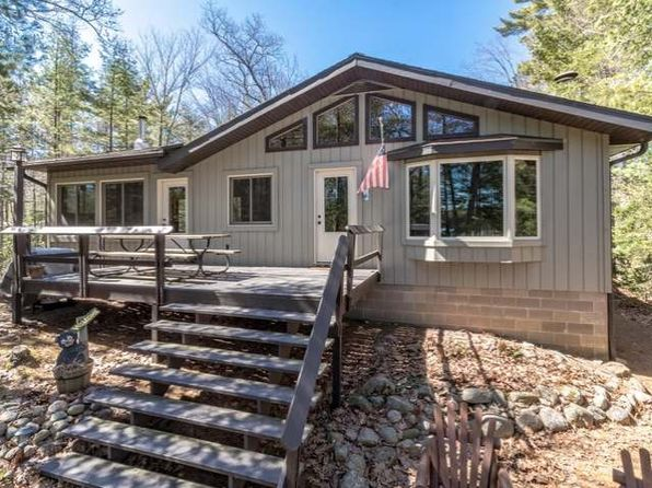 4 bed 3 bath Single Family at 10198 Chippewa Trl Hazelhurst, WI, 54531 is for sale at 400k - 1 of 20