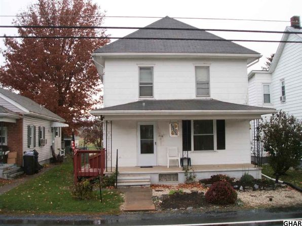 4 bed 2 bath Single Family at 215 W Main St Newmanstown, PA, 17073 is for sale at 105k - 1 of 25