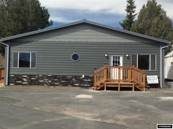 3 bed 1 bath Single Family at 370 N Main St Buffalo, WY, 82834 is for sale at 195k - 1 of 17