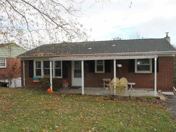 3 bed 2 bath Single Family at 323 Hoover St Staunton, VA, 24401 is for sale at 130k - 1 of 23