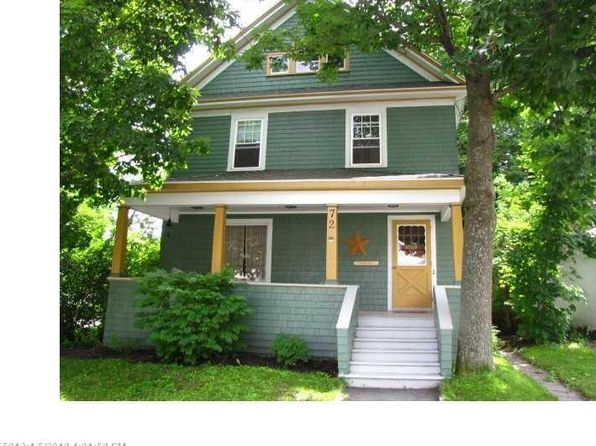 3 bed 2 bath Single Family at 72 GREEN ST AUGUSTA, ME, 04330 is for sale at 149k - 1 of 31