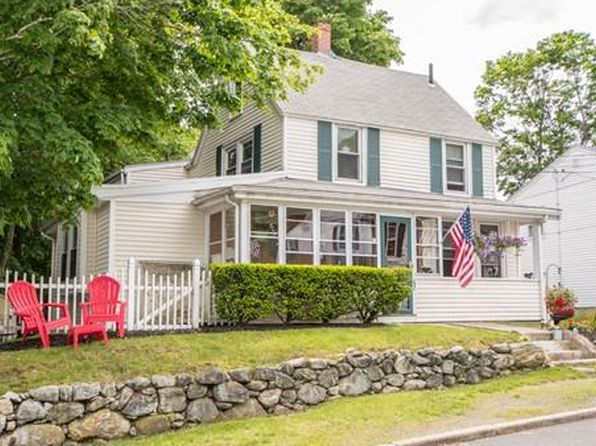 3 bed 2 bath Single Family at 62 Harrison Ave Woburn, MA, 01801 is for sale at 368k - 1 of 14