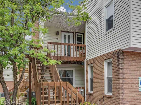 2 bed 2 bath Condo at 903 N Linden St Normal, IL, 61761 is for sale at 90k - 1 of 21