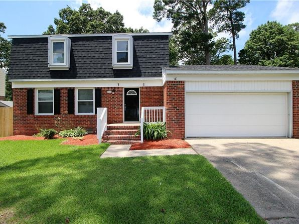 4 bed 3 bath Single Family at 204 Coliss Ave Virginia Beach, VA, 23462 is for sale at 255k - 1 of 32