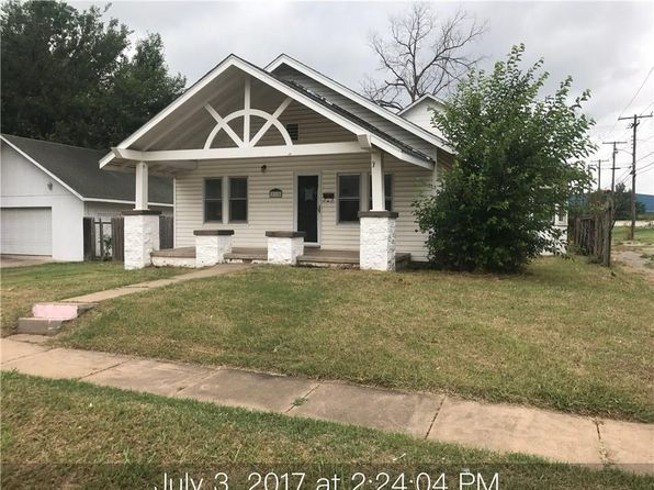 3 bed 2 bath Single Family at 215 S Cleveland Ave Cushing, OK, 74023 is for sale at 25k - 1 of 19