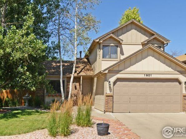 3 bed 2 bath Single Family at 1901 Hyde Dr Loveland, CO, 80538 is for sale at 288k - 1 of 29