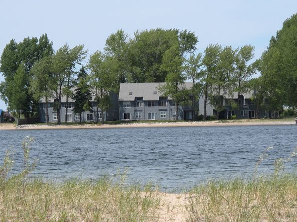 1 bed 2 bath Condo at 21957 Coast Guard Point Rd Grand Marais, MI, 49839 is for sale at 160k - 1 of 24