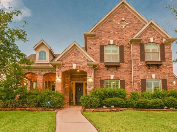 4 bed 4 bath Single Family at 24907 Auburn Bend Dr Spring, TX, 77389 is for sale at 380k - 1 of 26