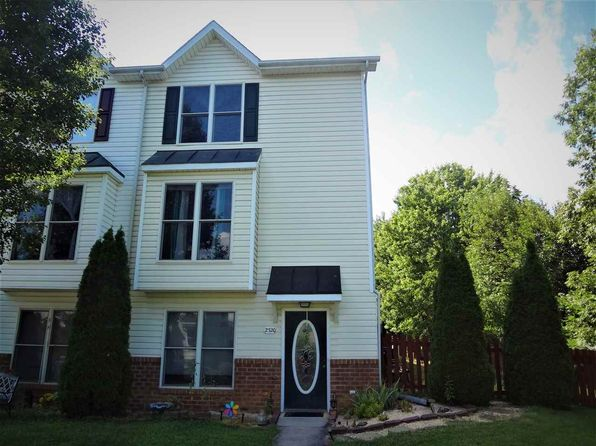 4 bed 3 bath Condo at 2320 Avalon Woods Dr Harrisonburg, VA, 22801 is for sale at 165k - 1 of 16