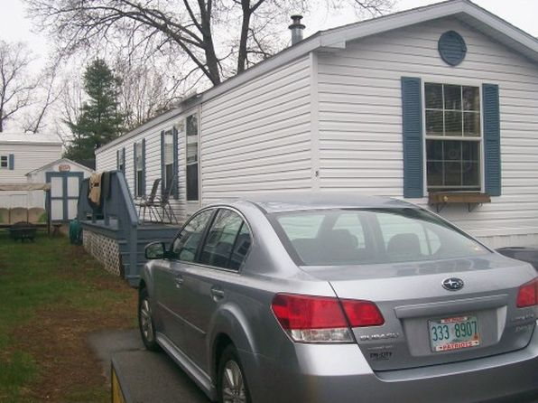 2 bed 1 bath Mobile / Manufactured at 3 Polly Ann Park Dover, NH, 03820 is for sale at 49k - 1 of 10